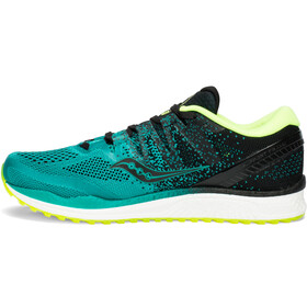 saucony Freedom ISO 2 Shoes Men, teal/black